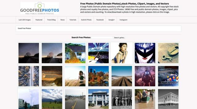 60个真正免费免版权的图库